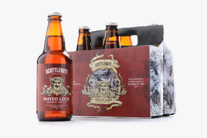 Scuttlebutt Beer Packaging