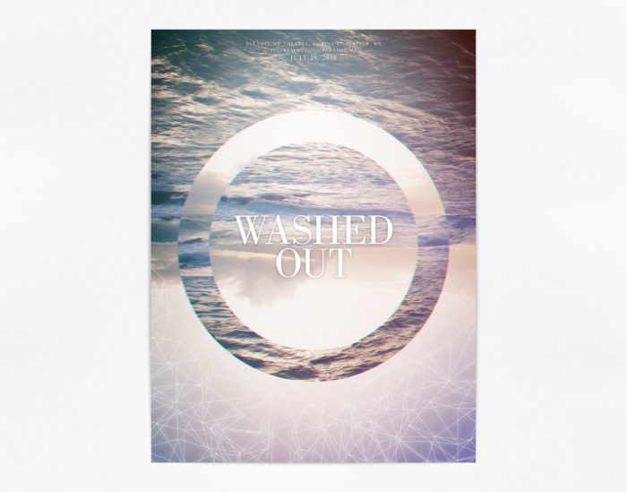 Washed Out poster