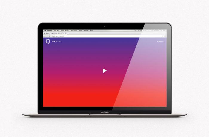 Portshowlio 2016 website